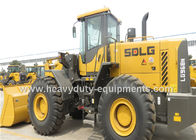 China SDLG L968F Wheel Loader with 6t Loading Capacity 3.0-5.5m3 Rock Bucket with VOLVO Technology factory