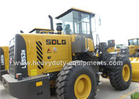China LG953N wheel loader with weichai WD10G220E23 polit control with 5 tons loading capacity factory