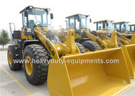 China SDLG LG953N wheel loader weichai deutz engine SDLG gearbox and axle pilot control operation factory