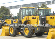 China SDLG Front End Loader LG946L With 2m3 Rock Bucket Pilot Control For Quarry and Crushing Plant factory