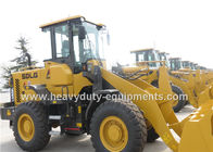 China 2m3 LG938L Wheel Loader / Payloader ROPS Cab Air Condition Pilot Contol SDLG Axle factory