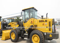 China 1.8m3 Bucket Front End Loader SDLG LG938L With Deutz Engine YD13 Electric Liquid factory