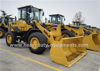 China SDLG LG936L Shovel Loader With 96kg Weichai Deutz Engine Quick Coupler and Stock Bucket factory