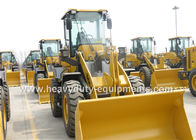 1.8m3 Bucket Wheel Loader / SDLG LG936l Front End Loader Pilot Control