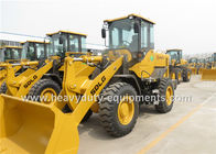 China SDLG LG936L Payloader With Rock Bucket 1.7m3 Quick Hitch Weichai Deutz Engine factory