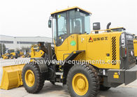 China SDLG Front Wheel Loader LG936L With Quick Change FOPS and ROPS Cabin Weichai Deutz Engine factory