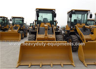 China Small Front End Loader SDLG LG918 Weichai DEUTZ Engine With Air Condition / Pallet Fork factory