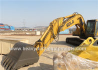 China SDLG Excavator LG6400E with SDLG SD 130A Engine and 198 kN Digging Force factory