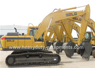China SDLG Excavator LG6235E with DDE Engine Standard Bucket 1 , 1m3 capacity factory