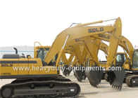 China SDLG Excavator LG6235E with DDE Engine standard arm Hydraulic hammer equipment factory