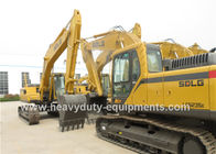 China SDLG Excavator LG6235E with DDE Engine option Hydraulic hammer equipment factory
