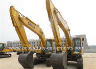 China Lingong Excavator LG6400E SDLG Engine Hydraulic Drive Short rod work device factory