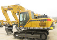 China 1.2m3 LM Bucket Long Arm Excavator , 5700mm Extended Boom Excavator factory