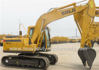 China Hydraulic excavator LGW6150E with bucket capacity 0 , 6m3 in volvo technique factory