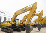 China Hydraulic excavator LG6250E with DDE Engine and Standard cabin in VOLVO techinique factory