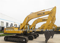 China LINGONG hydraulic excavator LG6250E with standard rod and 134KW and VOLVO techinique factory
