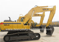 China Hydraulic excavator LG6250E with 1 , 2m3 loading capacity in VOLVO techinique factory