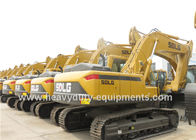 China LINGONG hydraulic excavator LG6250E with DDE BF6M1013 Engine and VOLVO techinique factory