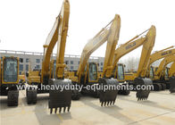 China SDLG hydraulic excavator LG6300E with 1.9cbm bucket 10r/min swing speed factory