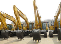China 30ton Weight SDLG Crawler Excavator LG6300E with 172kN digging force Deutz engine factory