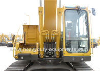 China SDLG LG6255E hydraulic excavator with VOLVO technology with 1m3 bucket factory