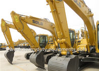 China 149 Kw Engine Crawler Hydraulic Excavator 30 Ton 7320mm Digging Height factory