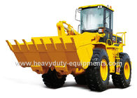 China XGMA XG962H wheel loader with 4850kg operating weight of loading factory