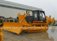 China 320Hp Crawler Bulldozer Construction Equipment 842mm depth Three shank ripper company