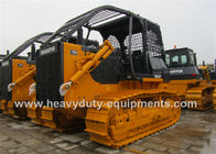 China Shantui bulldozer SD22F equipped with the ROPS canopy and cabin factory