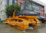 China Extra Swamp Shantui Dozer Hydraulic System 485mm Blade Drop Below Ground factory