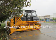 China Forest Hantui Crawler Dozer Construction Equipment With Front Extending ROPS Canopy factory