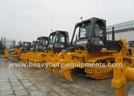 China Heavy Earth Moving Equipment Shantui Bulldozer Straight Tilt Blade For Desert factory