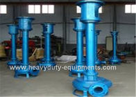 China 25.5-105 M3 / H Submersible Slurry Pump Wear Resistance Excellent Sealability factory