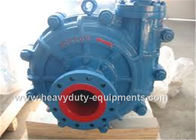China 56M Head Double Stages Mining Slurry Pump Replace Wet Parts 1480 Rotation Speed company