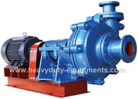 China Replaceable Liners Alloy Slurry Centrifugal Pump Industrial Mining Equipment 111-582 m3 / h factory