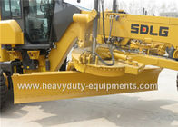 China Mechanical Road Construction Equipment SDLG Motor Grader Front Blade With FOPS / ROPS Cab factory