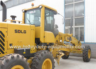 China ROPS cabin SDLG Motor Grader G9190 Road Construction Equipment With Middle Rock Ripper factory