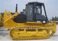China Shantui SD22W rock bulldozer equipped with 6m3 dozing capacity Cummins engine factory