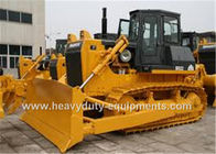China Shantui SD22S swamp bulldozer with 26tons operating weight , 6.8m3 dozing capacity factory