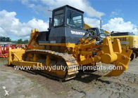 China Shantui SD22S swamp bulldozer with 910mm swamp type extended track , 162kw engine factory