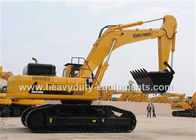 China XGMA XG848EL excavator with 9.8m digging height and 264kw power factory