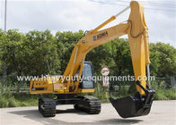 China XGMA XG848EL large excavator with 298kn excavation force of digging factory