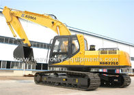China XGMA XG822EL crawler hydraulic excavator with engine ShangChai operating weight 21.5 T factory