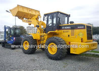 China XGMA XG955H 5tons wheel loader with 160kw Cummins engine , 17tons operating weight factory