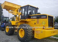 China XGMA XG955H wheel loader equipped with quick hitch bucket capacity 2.2 m3 factory