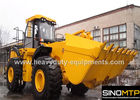 China XGMA XG982H wheel loader with 3.5-4.4m³ bucket , 8000kg loading capacity, ZF gearbox factory