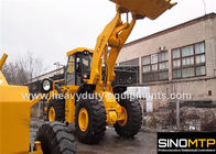 China XGMA XG982H wheel loader use Cummins engine, 8ton loading capacity, 28ton operating weight factory
