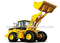 China XGMA XG962H wheel loader with 3.5m³ bucket capacity and four-stoke cycle factory