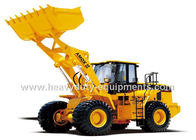 China XGMA wheel loader XG962H with 4.5t bucket capacity, shangchai engine , ZF transmission factory