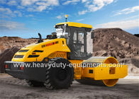 China Shantui Full hydraulic single drum road roller SR26 equipped with the CUMMINS engine 6CTAA8,3/C215 factory